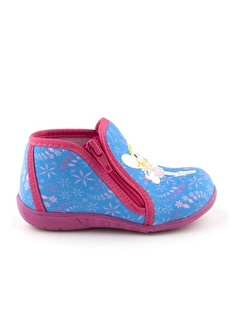 Cici Bebe Ayakkabı Kız Çocuk Ev Ayakkabısı